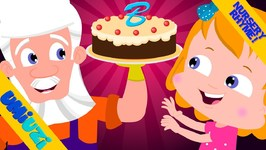 Umi Uzi - Pat A Cake - Nursery Rhymes For Kids - Songs For Babies