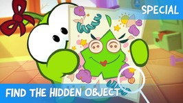 Find the Hidden Object Ep.22 - Om Nom Stories- Scrapbooking