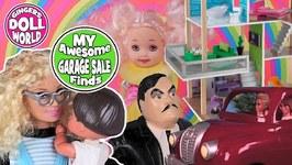 Dollhouse Toys Haul