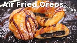 Air Fried Oreos / Air Fryer Snack Recipe