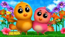 Two Little Y Birds Nursery Rhyme Videos Fo