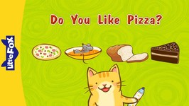 Do You Like Pizza? - Learning Songs - Animated Songs for Kids