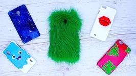 5 Smart DIY Phone Case Design Ideas