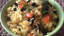 How To Make Southwestern Style Rice - Easy Rice Recipe
