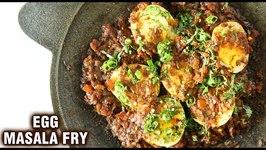 Egg Tawa Masala - Restaurant Style Egg Tawa Masala - Anda Tawa Masala Recipe By Smita