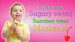Sweet Summer Treats - Funny Ice Cream Compilation