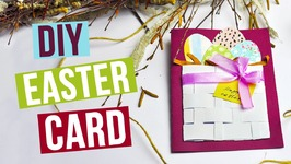 DIY Easter Card