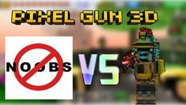 Pixel Gun 3D - Noooobz VS Pro