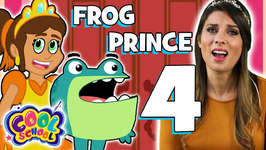 The Princess and the Frog - Chapter 4 - Brand New Story Time with Ms. Booksy - Cartoons for Kids