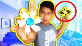 Impossible Fidget Spinner Trick Shots - Guava Juice