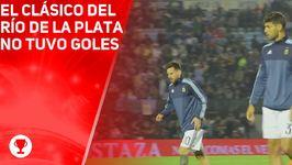 Uruguay y Argentina empataron por eliminatorias