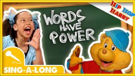 Sing Along - Words Have Power