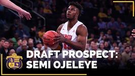 2017 NBA Draft Profile - Semi Ojeleye - Forward, SMU