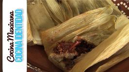 Receta de Tamales de Chile : Cómo hacer tamales rojos?