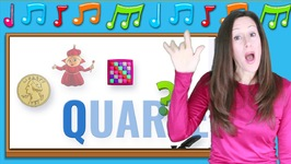 Phonics Song For Children letters P Q R - Sign Language For Babies - Learn English