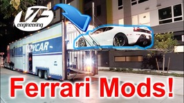 It's finally happening! Ferrari scuderia goes to get mods