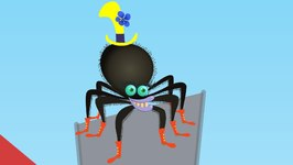 Incy Wincy Spider - Spider Song