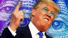 Donald Trump Is Illuminati - Akinator