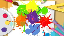 Color Wheel Song - Learning Colors Song for Kids