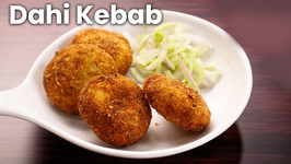 Dahi Kebab - Super Soft And Creamy Veg Kabab