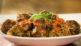 Manchurian Maggi - How To Make Manchurian Maggi - Street Style Maggi Recipe