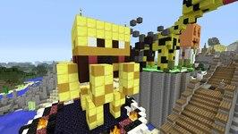 Minecraft Xbox - Challenge Accepted - TNT Challenge 15