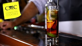 How To Make A Pimms Cup With Pimm's No. 1