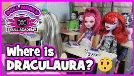 Monster High Doll Series Skull Academy s03 ep22
