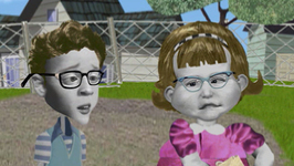 S01 E09 - Stuck on You, Hard to Swallow - Angela Anaconda