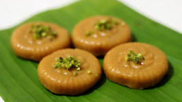 Gur Sandesh - Popular Bengali Sweets - Indian Sweets - Navratri Special