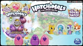 Hatchimals CollEGGtibles The Royal Hatch