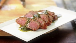How To Make Chimichurri Grilled Beef