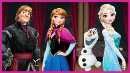 Disney Frozen Rush - 2 - Elsa Anna Olaf And Kristoff Runner - Disney Games