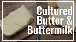 How To Make Cultured Butter