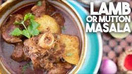 How To Make The Best Lamb Or Mutton Masala / Pressure cooker Or Instant Pot