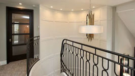 Entry, Stairwell and Hallway REVEAL  Interior Design