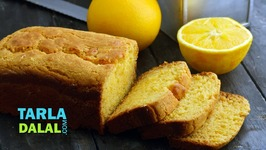 Orange Cake - Eggless Orange Slice Cake