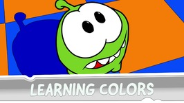 Learning Colors with Om Nom - Coloring Book - Renaissance