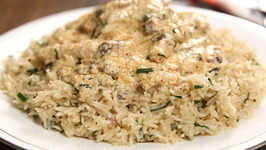 Chicken Stroganoff - Russian Cuisine
