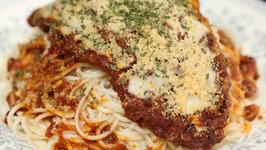 Chicken Parmesan - Chicken Parmigiana - Popular Italian - American Dish - Nick Saraf's Foodlog