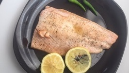 Easy Pan - Fried Salmon