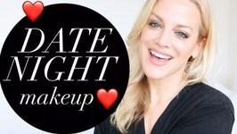 Date Night Make Up Grwm Valentines Day Makeup