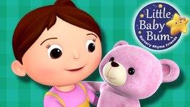 Teddy Bear Song - Nursery Rhymes for Babies - Songs for Kids
