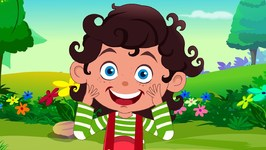Chubby Cheeks Dimple Chin - Nursery Rhymes For Children - Cartoon Videos For Toddlers