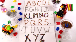 Learn Alphabets with Glitter-Fun Learning For Kids