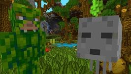Minecraft Xbox - Survival Darkness Adventures - Swamp Thing 21