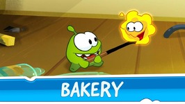 Om Nom Stories- Bakery -Episode 28 Cut the Rope 2