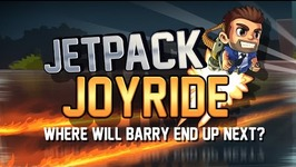 Jetpack Joyride - Where will Barry end up next?
