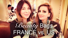 What's In Your Beauty Bag - FRANCE vs US - Shalini Vadhera - Beauty Tips, Hacks, How Tos