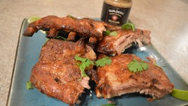 Napa Jack's Sweet And Spicy Honey Mustard Pork Back Ribs
